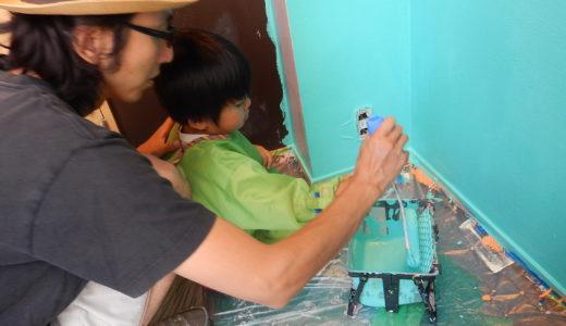 「夏休み親子ペインティング体験教室」 東京・静岡・大阪・福岡にて7月20日(月)から開催