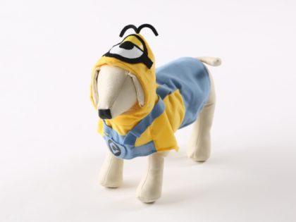 ミニオン 犬用仮装