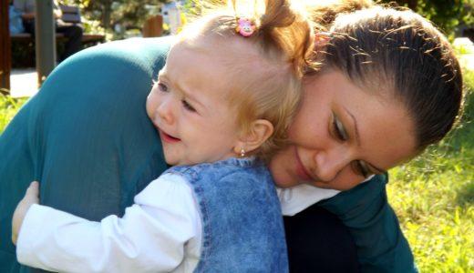 保育園での別れがつらいママ必見!預ける時に子どもが泣き止む『魔法の10カウント』