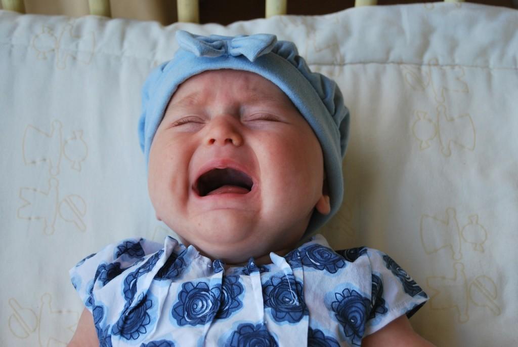 保育園預ける時に泣いてしまう子
