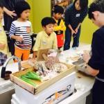 いつも食べている魚のことを知ろう!親子で参加できるお子様向け築地場内見学ツアー開催!