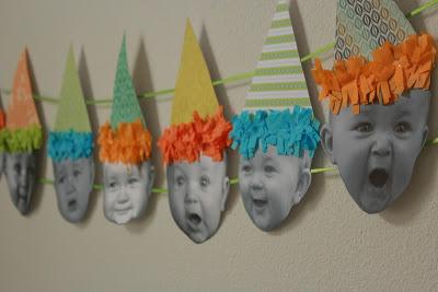 Baby head banner 031
