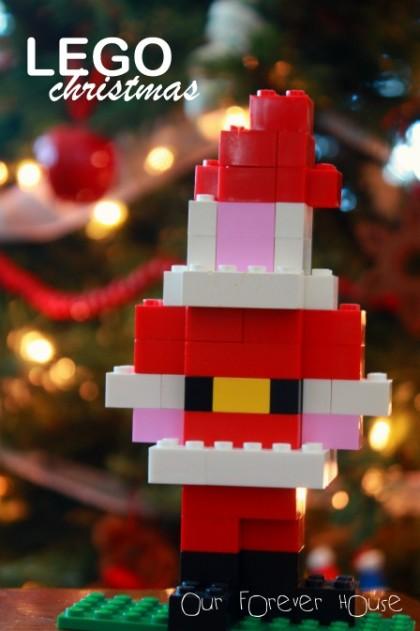 lego christmas santa
