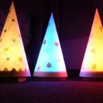 親子LED工作教室「クリスマスランプをつくろう!」を、全国各地のパナソニック リビング ショウルームで開催